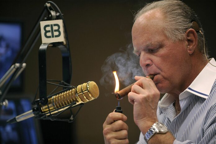 Rush Limbaugh, Right-Wing Radio Host, Dies at 70