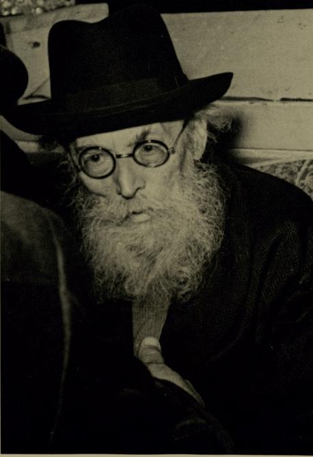 Six Year-Old Yael Weissman and Rabbi Shimon Bar Yochai 13